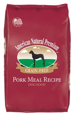American Natural Premium  American Natural Premium Grain Free  Pork  4#