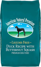 American Natural Premium Duck with Butternut Squash 33#