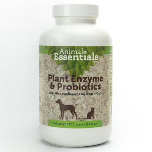 Animal Essentials  Plant Enzyme w/ Probiotics  Enzyme   300 gm