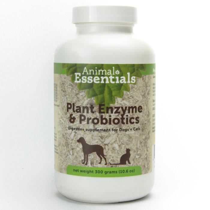 Animal Essentials  Plant Enzyme w/ Probiotics  Enzyme   300 gm