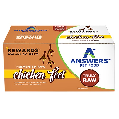 Answers Fermented Chicken Feet 10pk