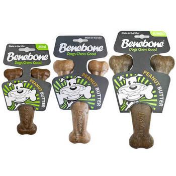 Benebone  Benebone Wish  Peanut Butte  Mini