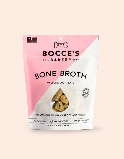 Bocces Biscuit  Bocces BN Broth  Bn Broth  5 oz