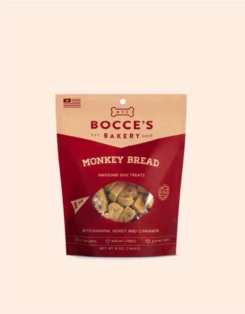Bocces Biscuit  Bocces Monkey Bread  Monkey Bread  5 oz