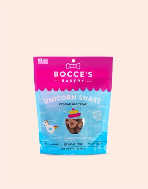 Bocces Biscuit  Bocces Unicorn Shake  Unicorn  5 oz