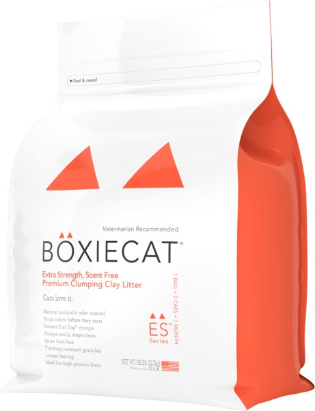 Boxie Cat  Boxie Cat Litter  ExtraStrengt  28#