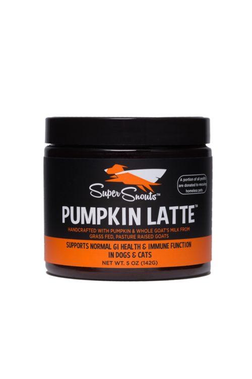 Diggin Dog  Diggin dog Super Pumpkin Latte  PumpLatte  5 oz