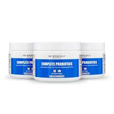 Dr. Mercola  Healthy Pets Complete Probiotics  Probiotics  90g