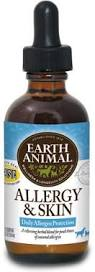 Earth Animal Allergy and Skin 2oz