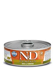 Farmina Cat Canned Food  Farmina Cat Canned Food Pumpkin Duck & Pumpkin Duck/Pmk 2.8oz
