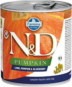 Farmina Dog Canned Food  Farmina Dog Canned Food Pumpkin Lamb