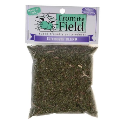 From The Field  Ultimate Blend Silver Vine Mix Bag  silvercatnip  .5 oz