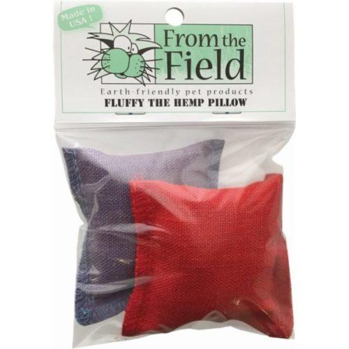 From the field  Fluffy Hemp Pillow  Hemp Pillow  o/s