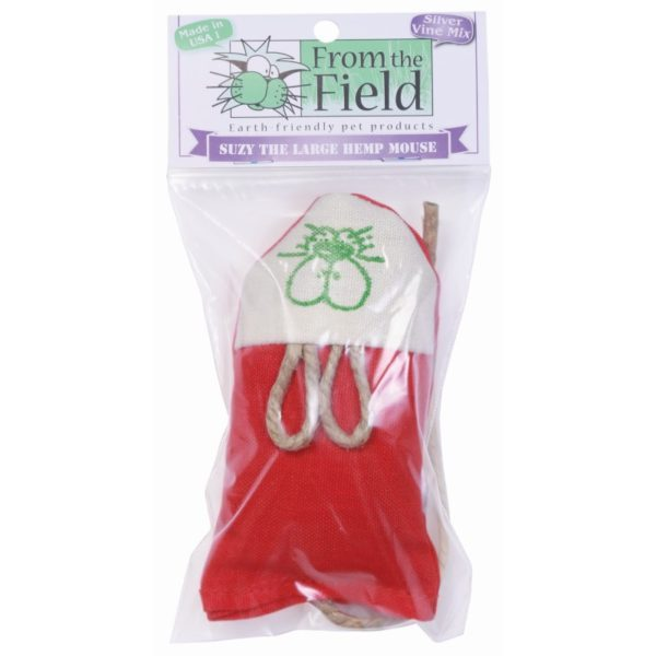 From the field  Suzy hemp mouse  hempmouse  Large