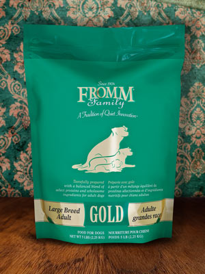 Fromm Family Pet Products  Fromm Adult Gold-Large Breed  Adult/LgBrd  5#