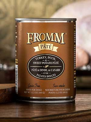 Fromm Family Pet Products  Fromm Dog canned Turkey