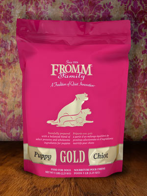 Fromm Family Pet Products  Fromm Puppy Gold  puppy   5#