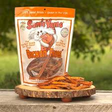 Front Porch Pets  Sam's Yams Bichon Fries  Fries  9 oz