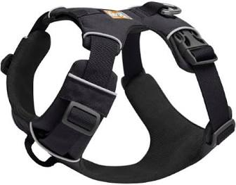 Front Range Harness  Ruff Wear Front Range Harness  TwilightGray  L/XL