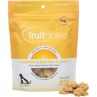 Fruitables  Fruitables Pumpkin & Banana  PumpkinBanan  7oz