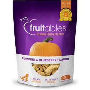 Fruitables  Fruitables Pumpkin & Blueberry  PumpkinBlueb  7oz