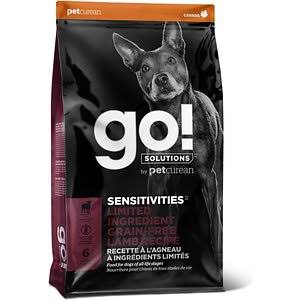 GO!  Go Sensitivity and Shine  LID Lamb  3.5#