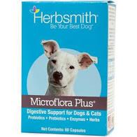 Herbsmith  Herbsmith Micro Flora Plus  MicroFlora+  60capsules
