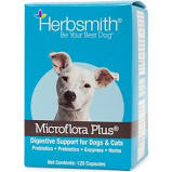 Herbsmith  Herbsmith Microflora Plus Double Pack  Microflora+  120ct