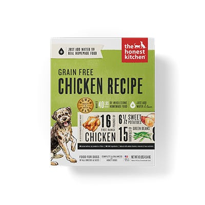 Honest Kitchen GF Chicken 10#