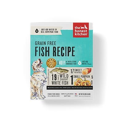 Honest Kitchen GF Fish  4#