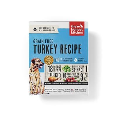 Honest Kitchen GF Turkey 10#