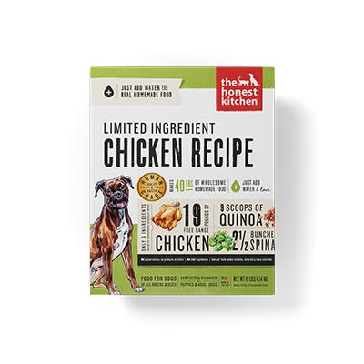Honest Kitchen LID Chicken  10#