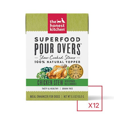 Honest Kitchen Superfood Pour Over Chicken 5.5oz