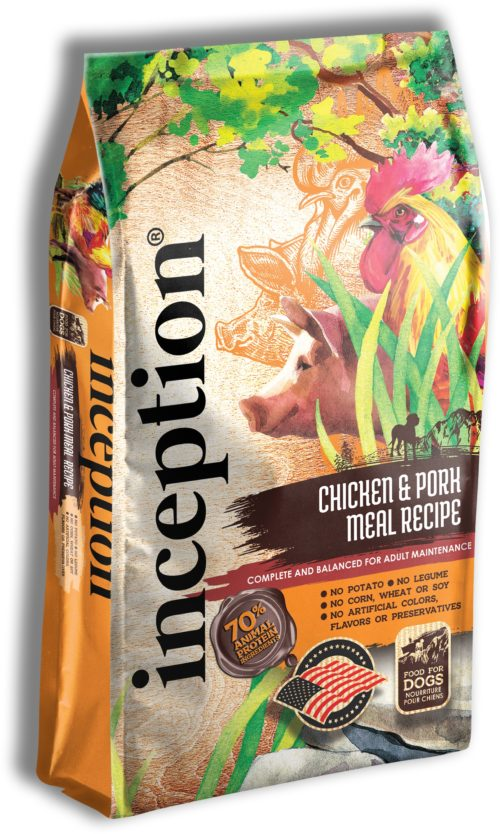 Inception Chicken and Pork Recipe 4#
