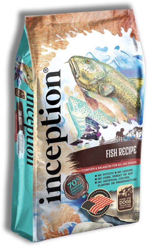Inception Fish Recipe 4#