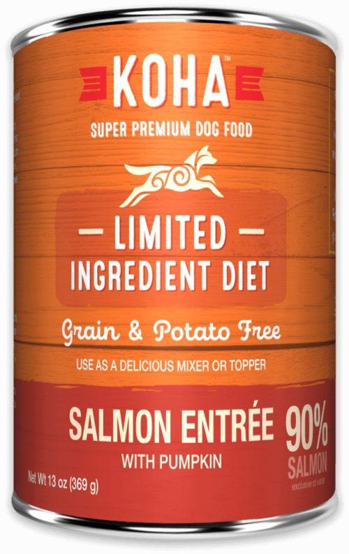Koha LID GF  Salmon  13.2 oz