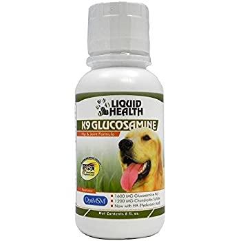 Liquid Health  Liquid Health K-9 Glucosamine  Original  8 oz