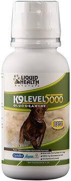 Liquid Health  Liquid Health K-9 Level 5000  5000  8 oz