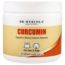 Mercola  Curcumin For Pets  Curcumin  4.30 oz