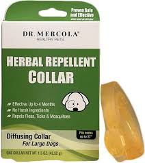 Mercola Herbal Repellent Collar Large Dogs