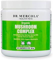 Mercola  Mercola Organic Mushroom Complex  Mushroom  2.1 oz