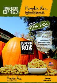 OC Raw Pumpkin Rox 2#