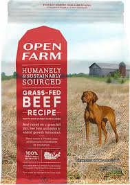 Open Farm Dog Kibble  Open Farm Dog Kibble  Beef  12#