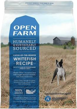 Open Farm Dog Kibble  Open Farm Dog Kibble  Fish  12#