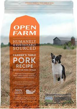 Open Farm Dog Kibble  Open Farm Dog Kibble  PorkVeg  12#