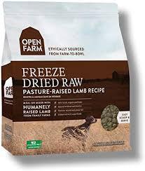 Open Farm Freeze Dried  Open Farm Dog Freeze Dried  Lamb  13.5oz