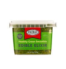 Primal Frozen Edible Elixir Green Smoothie 16oz
