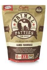 Primal Pet Food Dog Lamb  6#