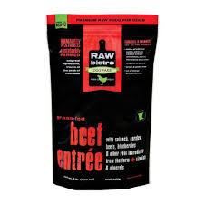Raw Bistro  Raw Bistro Grass Fed Beef Entre  Beef  6#