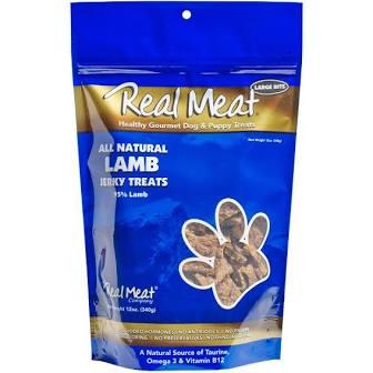 Real Meat  Real Meat Lamb Jerky  Lambjerky  12 oz